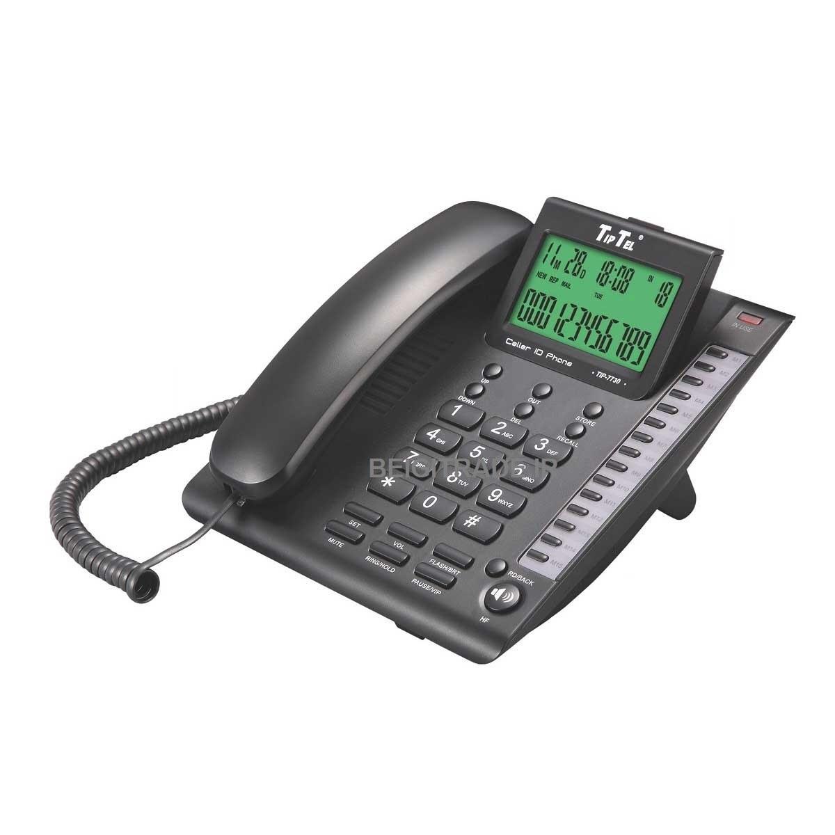 تصویر تلفن تیپ تل مدل TIP-7730