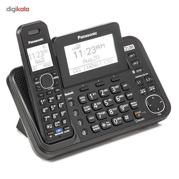 تصویر گوشی تلفن بیسیم پاناسونیک KX-TG9541 Panasonic KX - TG9541 Wireless Phone