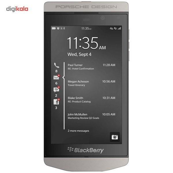img گوشی بلک بری Porsche Design P9982 | ظرفیت ۶۴ گیگابایت BlackBerry Porsche Design P9982 | 64GB