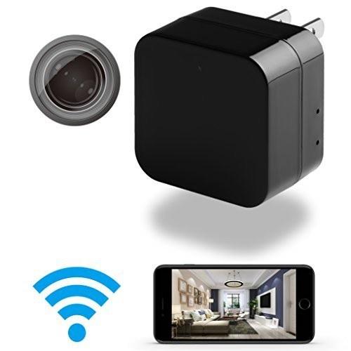 تصویر شارژر دوربین دار A8