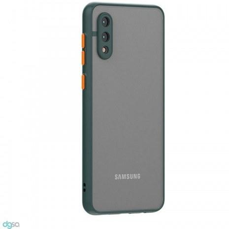 تصویر قاب پشت مات گوشی موبایل سامسونگ Galaxy A02
