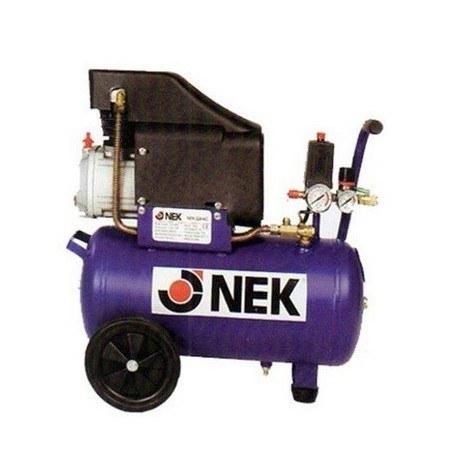 کمپرسور هوا 24 لیتری نک مدل NEK 224 AC