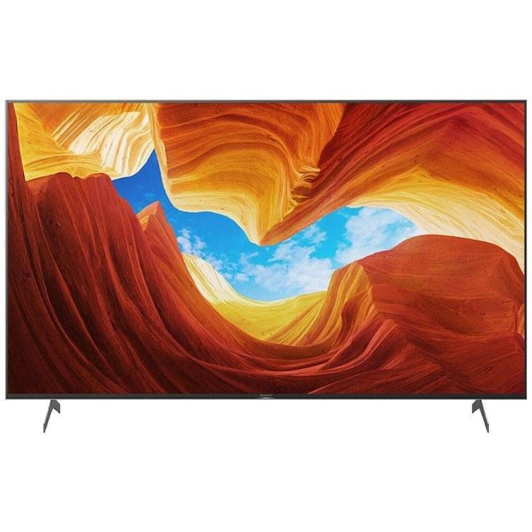 تصویر تلویزیون 4K هوشمند سونی مدل 65X9000 سایز 65 اینچ SONY Smart 4K 65X9000 LED TV