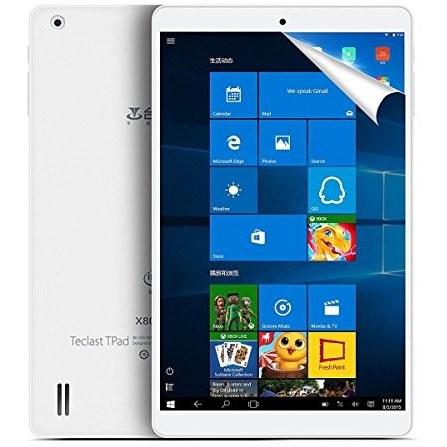 TECLAST X80 Plus 8 \u0026quot;IPS Screen Windows 10 Android 5.1 Cherry Trail Intel Z8300 64 bit CPU 2 GB RAM 32 GB ROM Tablet PC with HDMI