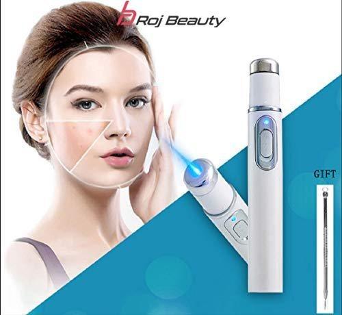 تصویر قلم درمانی همراه لیزر نور آبی ضد چروک ضد آکنه مدلLC-7910