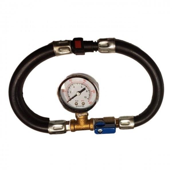 فشار سنج پمپ بنزین و ریل سوخت مدل MFA12