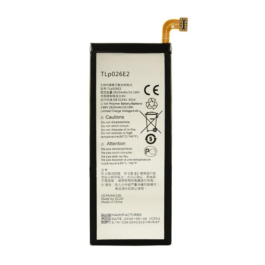 main images باتری اصلی گوشی بلک بری Dtek50 مدل TLP026E2 Battery BlackBerry Dtek50 - TLP026E2