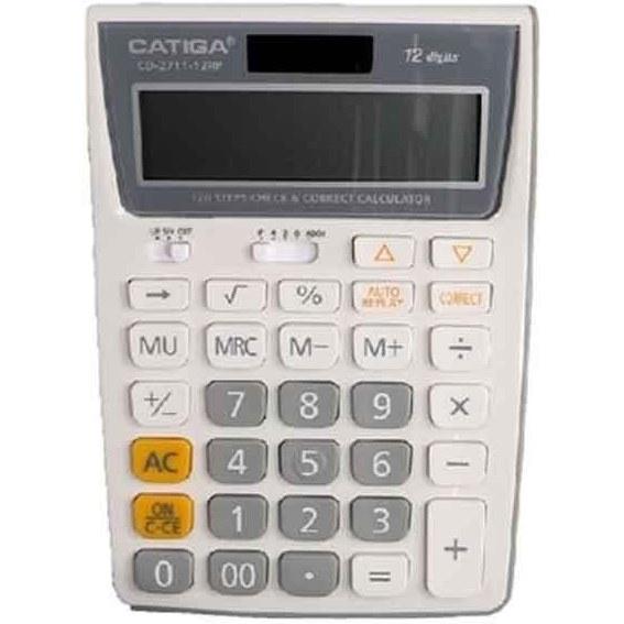 تصویر ماشین حساب کاتیگا مدل 2711