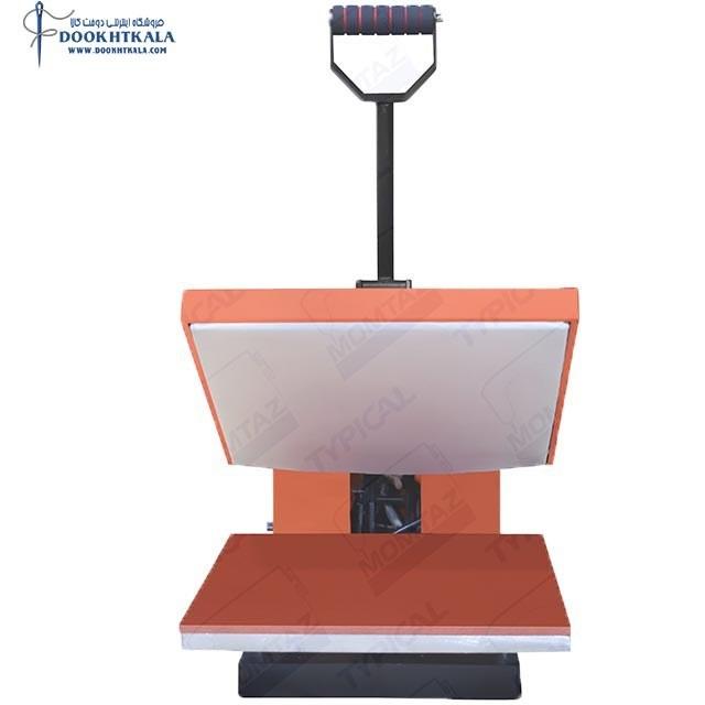تصویر پرس چاپ حرارتی تیپیکال مدل MT-9000-44