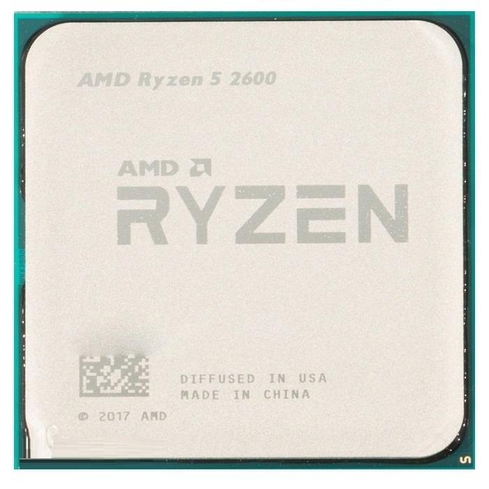 پردازنده تری ای ام دی مدل رایزن۵ ۲۶۰۰ با فرکانس ۳.۴ گیگاهرتز
