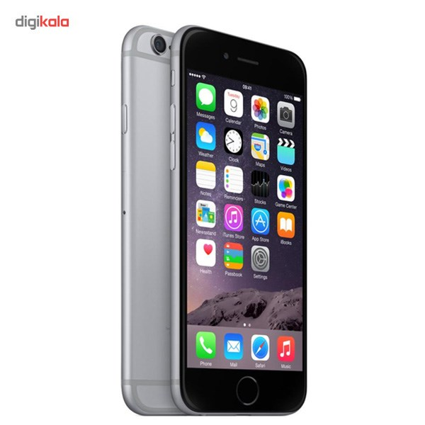 عکس گوشی موبایل اپل مدل iPhone 6 ظرفیت 64 گیگابایت Apple iPhone 6 64GB Mobile Phone گوشی-موبایل-اپل-مدل-iphone-6-ظرفیت-64-گیگابایت 16