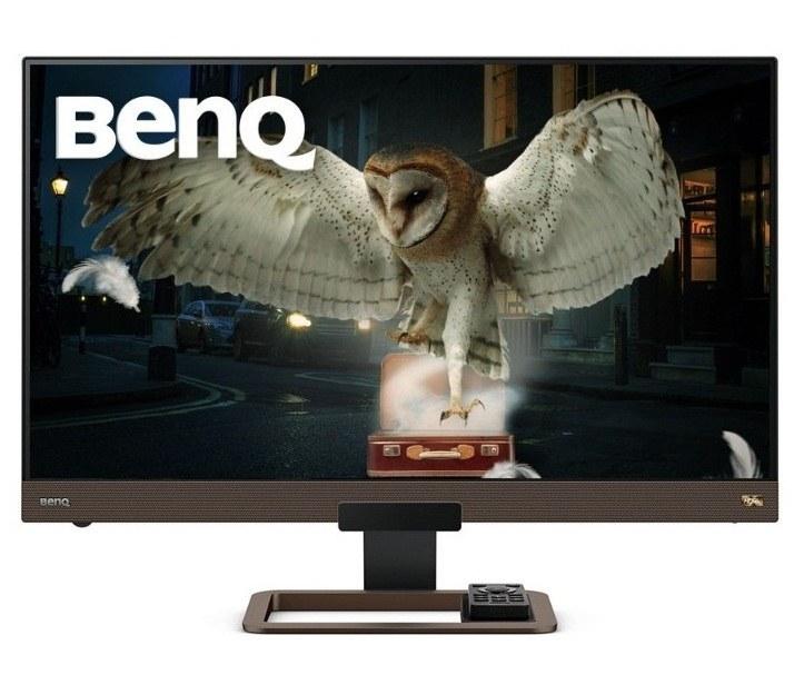 تصویر مانیتور 32اینچ بنکیو EW3280U BenQ EW3280U 32 Inch Monitor