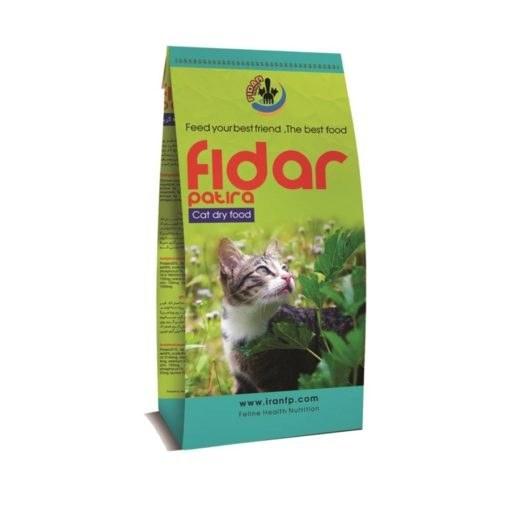 تصویر غذای خشک گربه بالغ، ۱۰ کیلوگرمی، برند فیدار پاتیرا