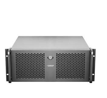 تصویر کیس مخصوص سرور گرین مدل G520 GREEN G520 Rackmount 4U Computer Case