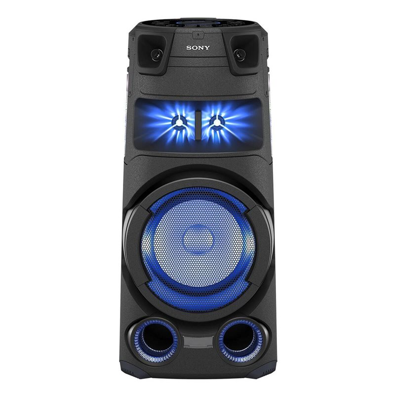 تصویر پخش کننده سونی مدلSHAKE MHC-V73D Sony High Power Audio System SHAKE MHC-V73D