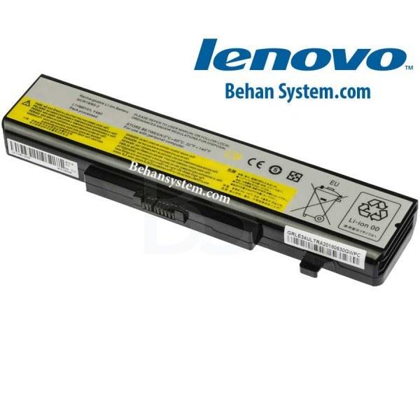 تصویر باتری لپ تاپ لنوو مدل G510 (برند M&M دارای سلول سامسونگ ساخت کره)