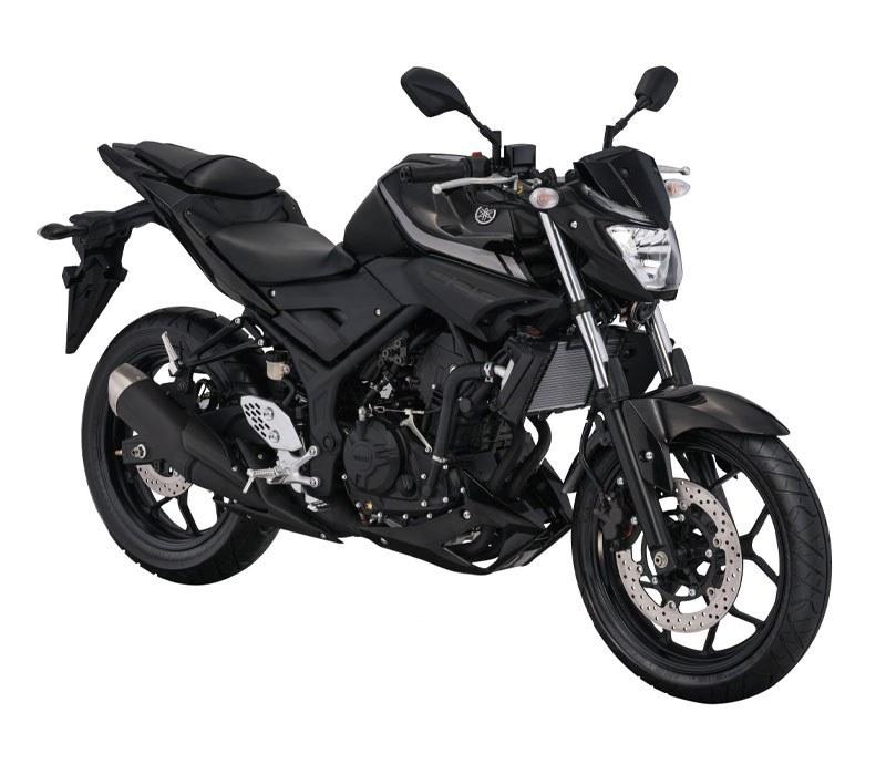 تصویر موتور سیکلت یاماها MT25