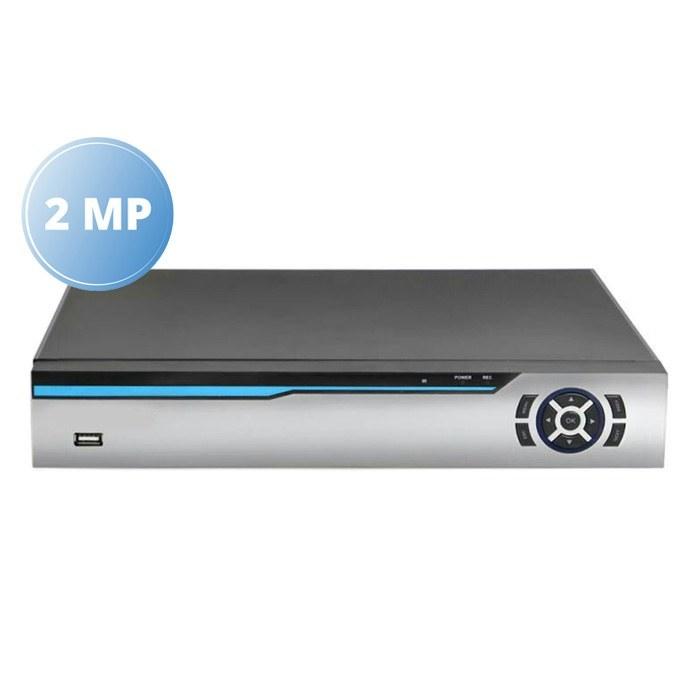 دی وی آر ۸ کانال XVR 1080N | 1080N 4in1 AHD DVR 8CH (AHD/TVI/CVBS/ANALOG) 2MP