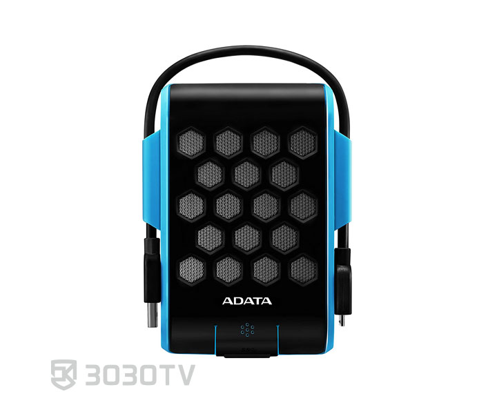 تصویر هارد اکسترنال ای دیتا مدل HD720 ظرفیت 1 ترابایت ا ADATA HD720 External Hard Drive 1TB ADATA HD720 External Hard Drive 1TB