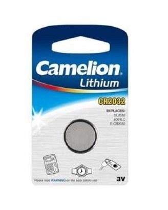 عکس باتری سکه ای کملیون camelion مدل CR2032  باتری-سکه-ای-کملیون-camelion-مدل-cr2032