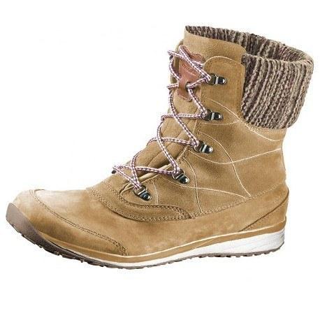 کفش بوت زنانه سالامون مدلHIME MID LTR CSWP