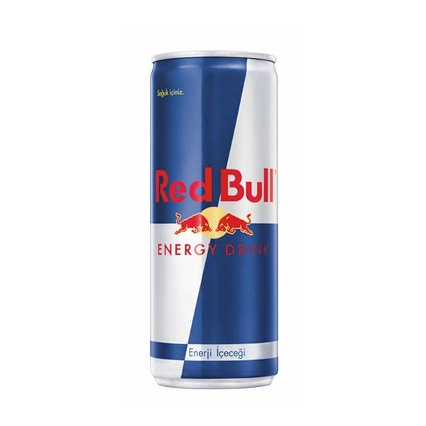 تصویر نوشابه انرژی زا ردبول Energy drink حجم 250 میلی لیتر