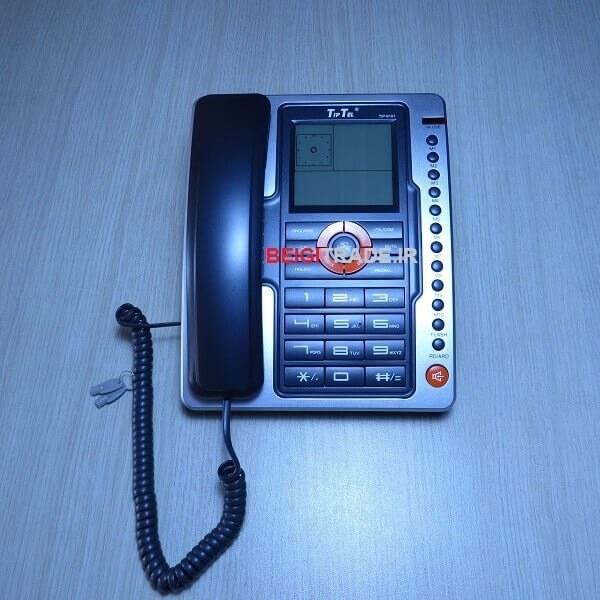 main images تلفن تیپ تل مدل TIP-6101