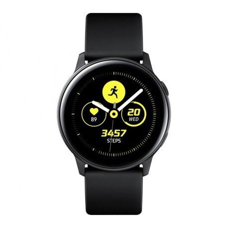 ساعت هوشمند سامسونگ گلکسی واچ اکتیو مشکی Galaxy Watch Active