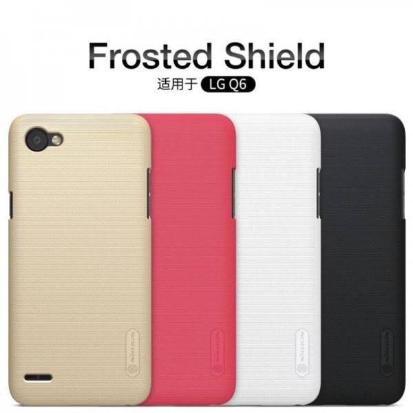 تصویر قاب محافظ نیلکین ال جی LG Q6 Nillkin Frosted Shield