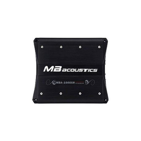 تصویر MB Acoustics MBA-1000XR Car Amplifier