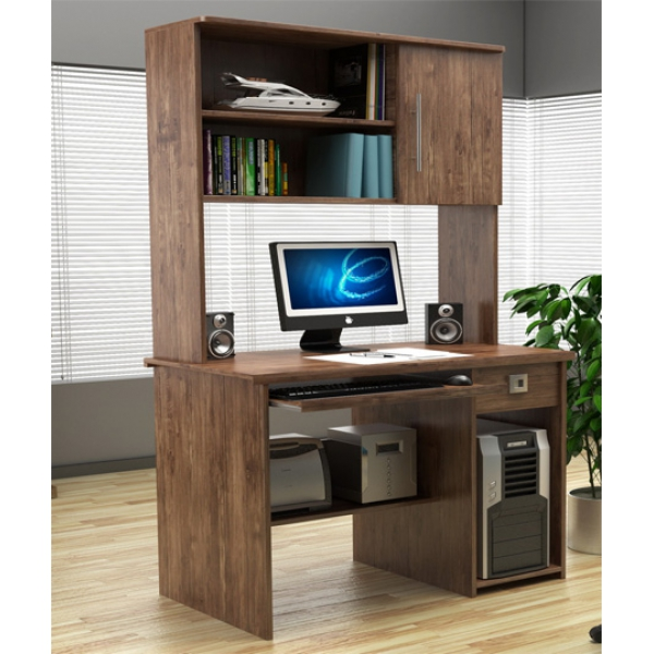 میز کامپیوتر کتابخانه دار مدل 2008