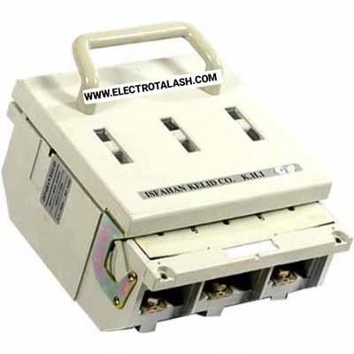 تصویر کلید فیوز 630 آمپر اصفهان کلید