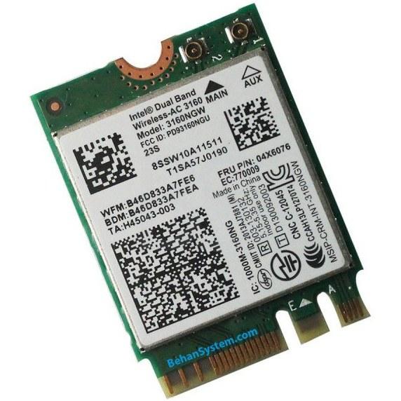 تصویر کارت وایرلس لپ تاپ لنوو مدل Ideapad 300 - IP300