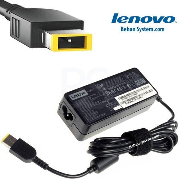 تصویر شارژر لپ تاپ Lenovo Z50-45 ا اورجینال LENOVO - دارای شش ماه گارانتی تعویض اورجینال LENOVO - دارای شش ماه گارانتی تعویض