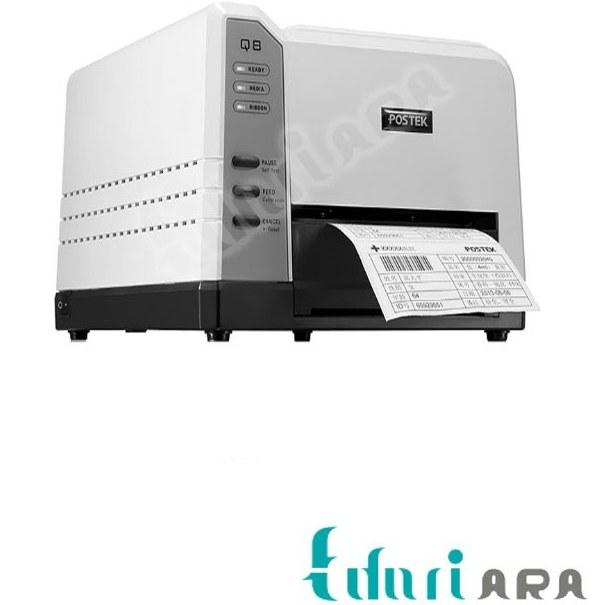 تصویر لیبل پرینتر حرارتی Q8 پاستک Postek Q8 Thermal Receipt Printer