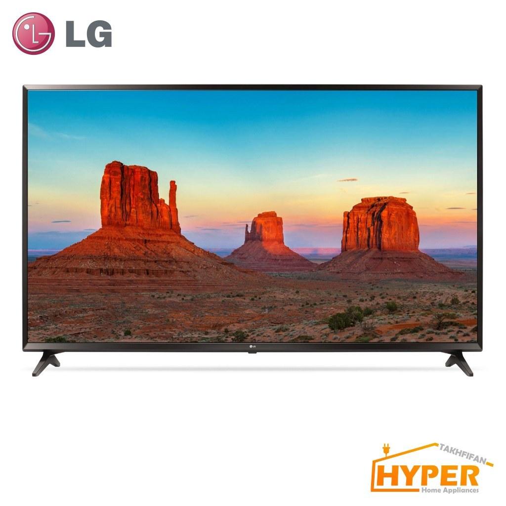 تصویر تلویزیون 55 اینچ ال جی مدل UK61000GI LG 55UK61000GI TV