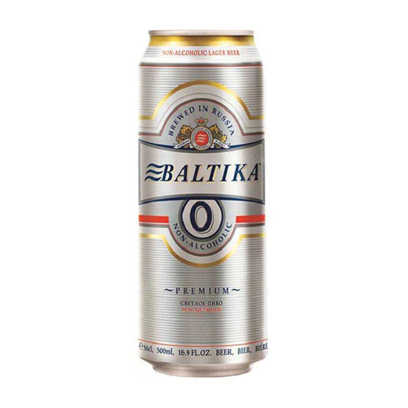 تصویر آبجو بدون الکل کلاسیک بالتیکا ۵۰۰ میلی لیتر