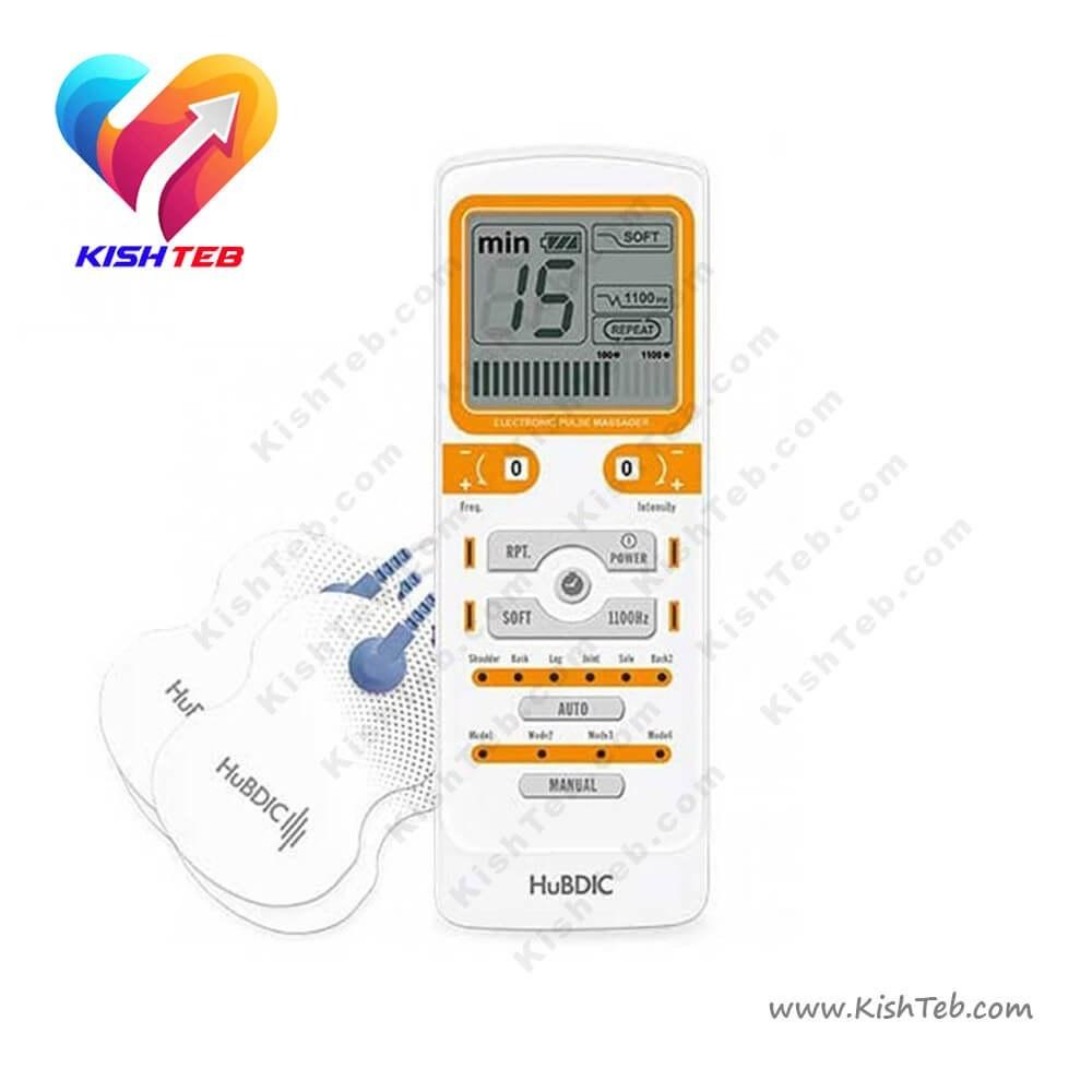 تصویر تنس حرفه ای هابدیک مدل HMB1000 HuBDIC HMB-1000 Wave Plus