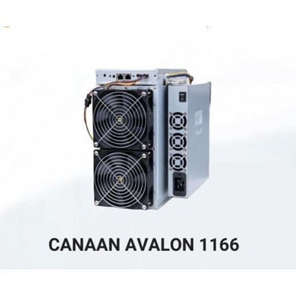 تصویر دستگاه ماینر آوالون avalonminer 1166 68th