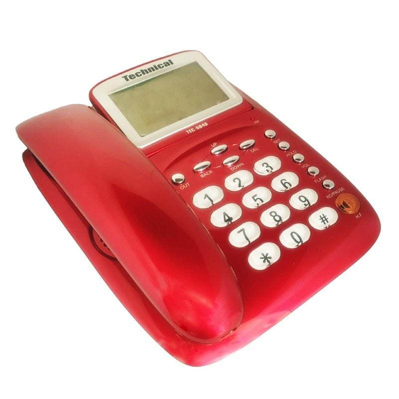 تصویر تلفن تکنیکال مدل TEC-5848