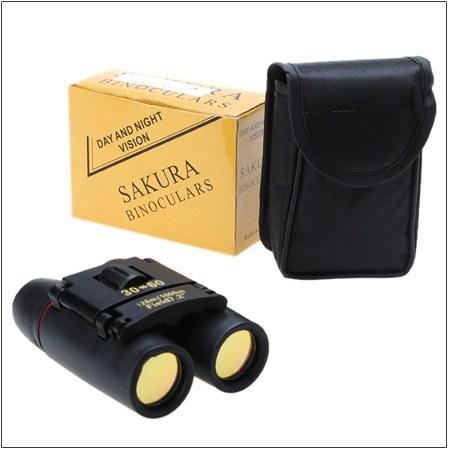 دوربین دو چشمی ساکورا | دوربین شکاری ساکورا