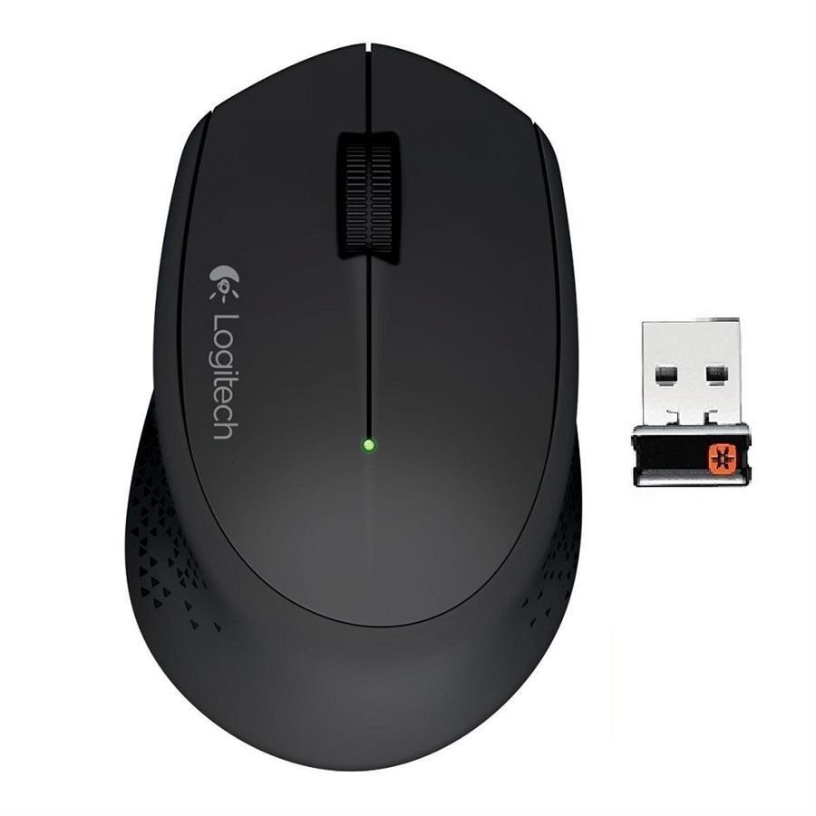 تصویر ماوس بیسیم لاجیتک مدل M280 ا Logitech M280 Wireless Mouse Logitech M280 Wireless Mouse