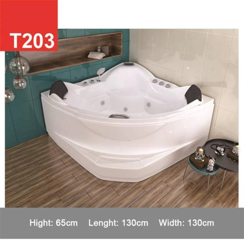 وان ساده حمام Tenser مدل T203 |