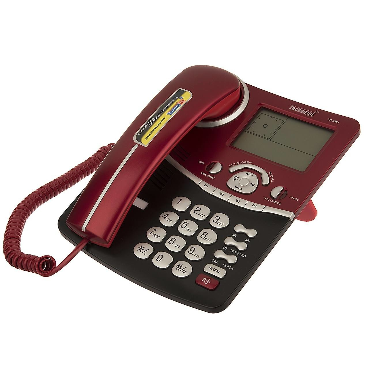 تصویر تلفن تکنوتل مدل TF-6901