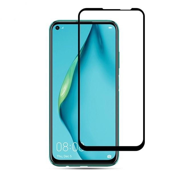 تصویر گلس nova 7i هواوی p40 lite فول مخصوص گوشی هواوی Huawei nova 7i محافظ صفحه نمایش شیشه ای نوا 7 ای مناسب Glass Screen Protector For Huawei nova7i/p40 lite
