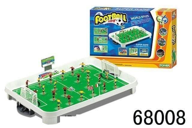 تصویر فوتبال دستی فنری مدل 68008