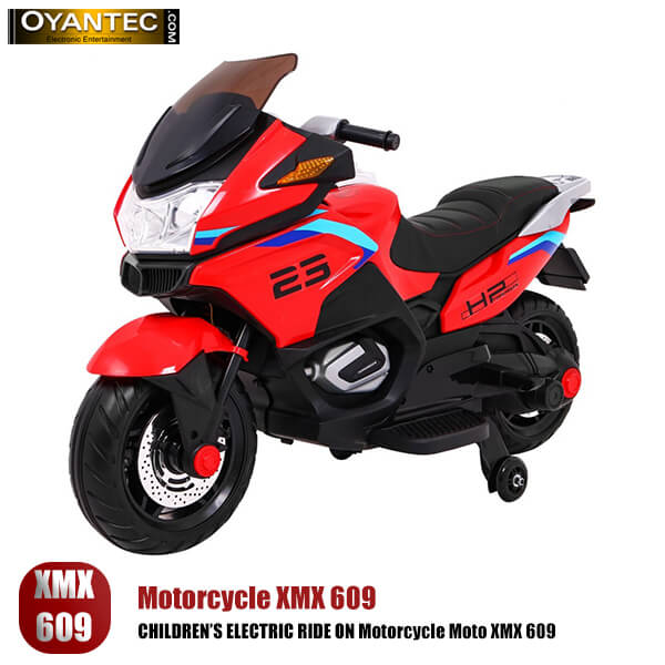 تصویر موتور شارژی اسپرتی مدل XMX 609 Children's motorcycle MOTO XMX 609