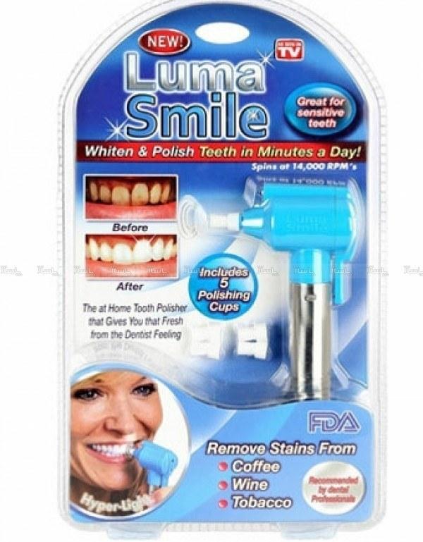 دستگاه سفیدکننده و پولیش دندان لوما:  