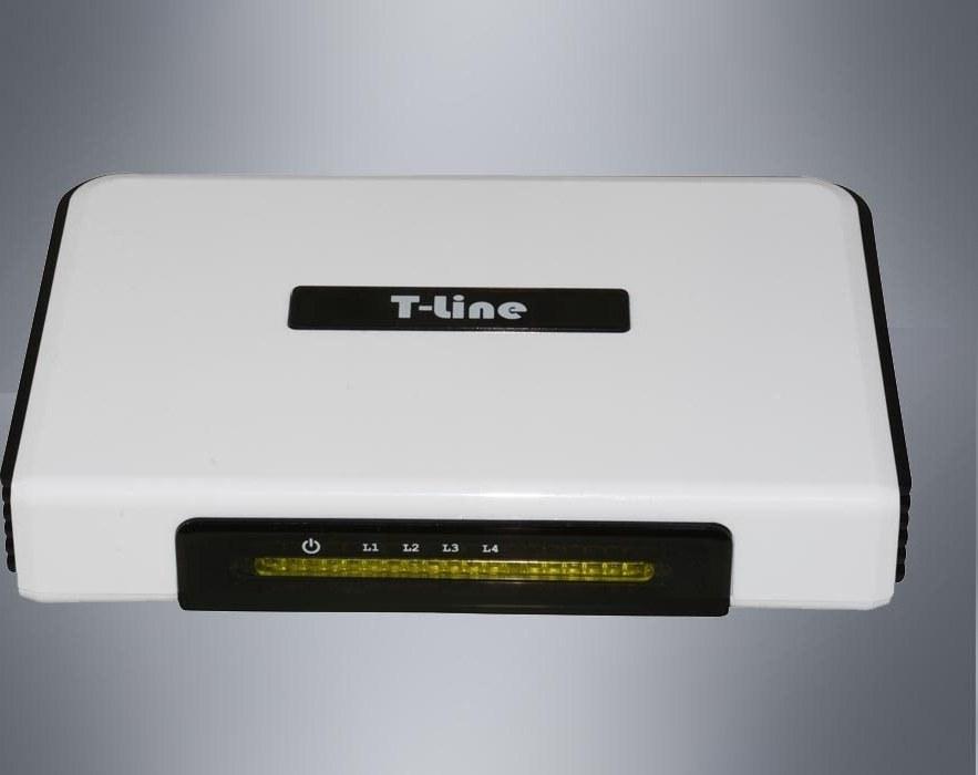 تصویر ضبط مکالمه چهار خط تی لاین TK-404