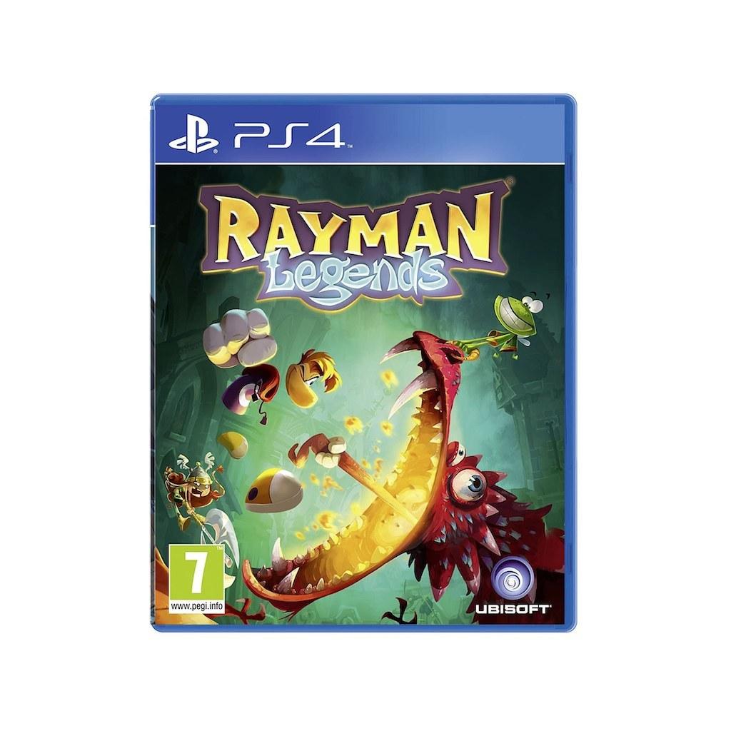 بازی Rayman Legends مناسب برای پلی استیشن 4 ریجن 2